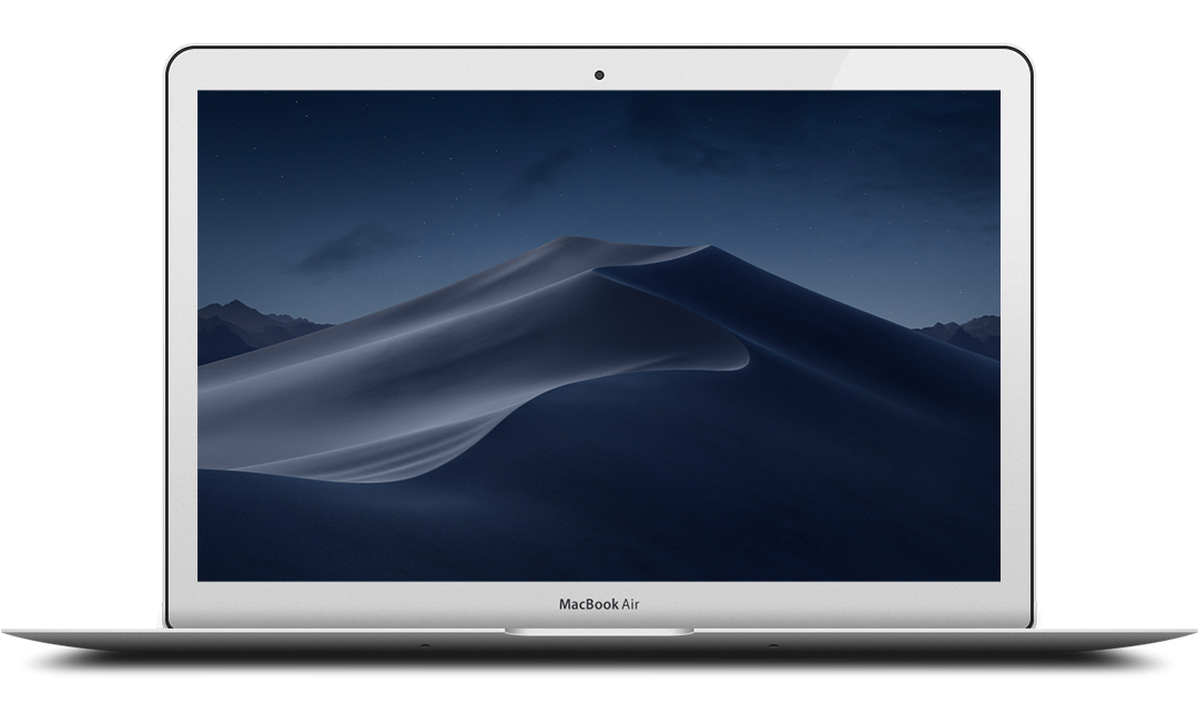 MacBook Air Palmm BISBIS
